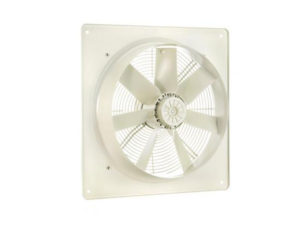 AW Sileo Plate Axial Fan - Single Phase-250mm by Systemair