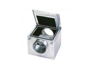Acoustic cabinet fans CAB Series