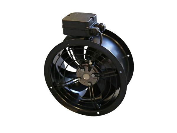 AR 500E4 sileo Cased Axial fan - Single Phase