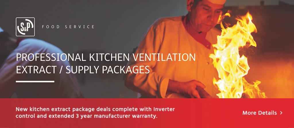 Kitchen extract deals